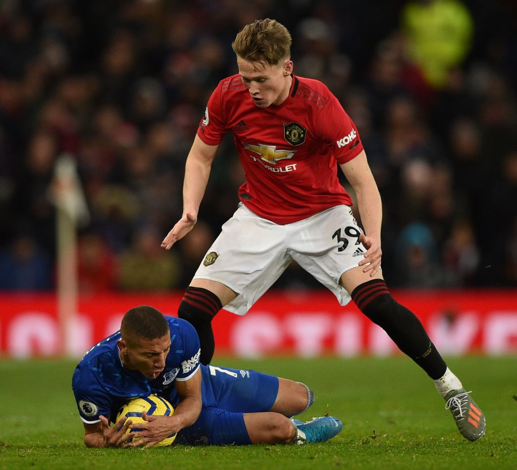 5 things we learned as United draw 1-1 with Everton