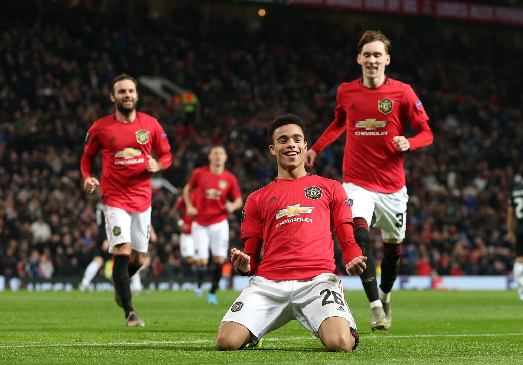 Mason Greenwood Is Ready To Score Goals Now - Manchester United Legend