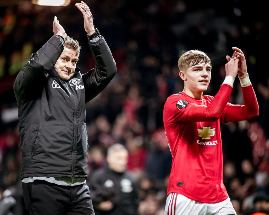 Solskjaer Manchester United need two or three players to help attack