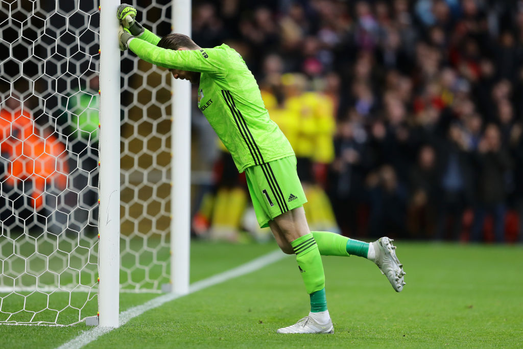 Five Things Learned As Manchester United Lose 2 0 To Watford United In Focus