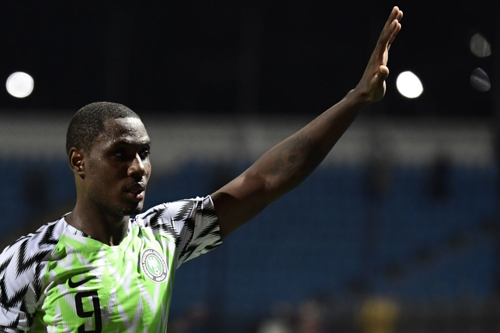 Manchester United Tried To Sign Odion Ighalo Once Before