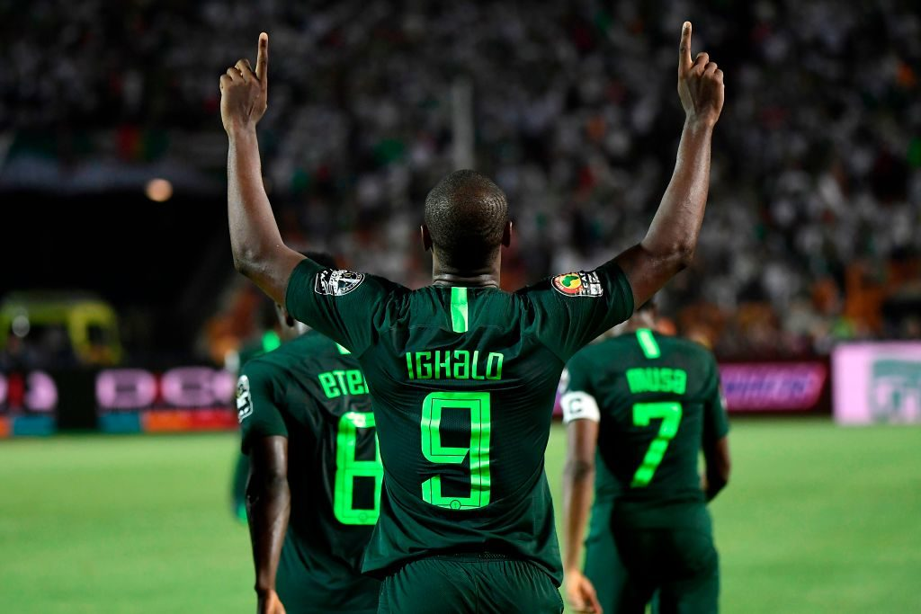 Fans react to Ighalo becoming the first OGA to join Man United