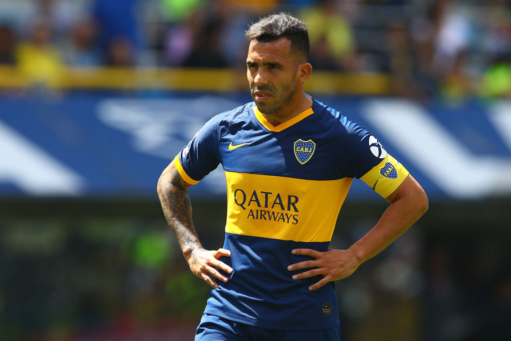 Addressing those Carlos Tevez to Manchester United rumours - United In Focus - Manchester United FC News