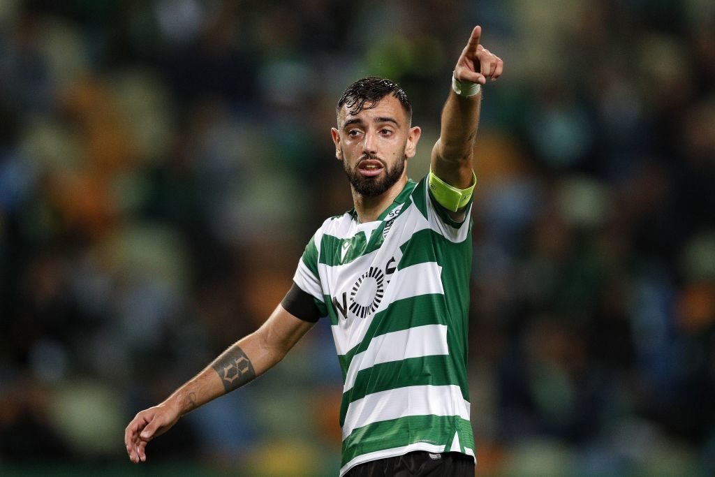 Manchester United Pressing Accelerator In Talks For Bruno Fernandes