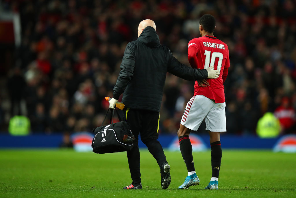 What is going on with Manchester United's medical department? - United In Focus - Manchester United FC News