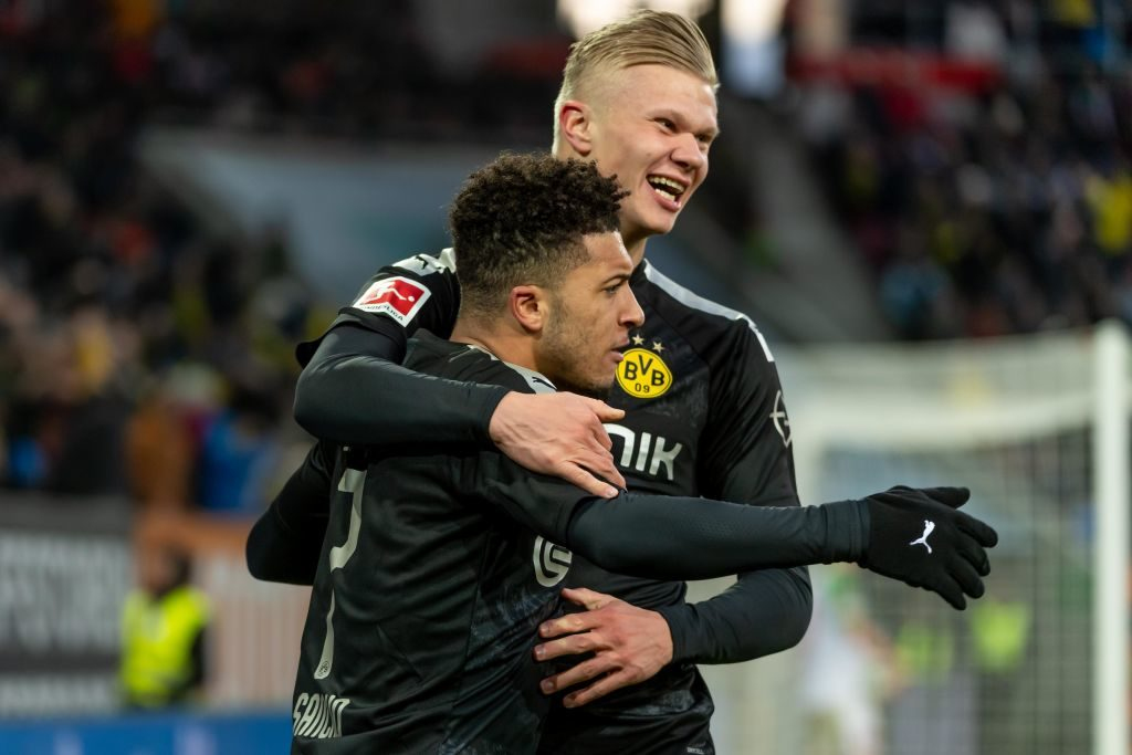 Dortmund have been very clear they do not wish to sell Haaland this summer, with Sancho permitted to leave instead.