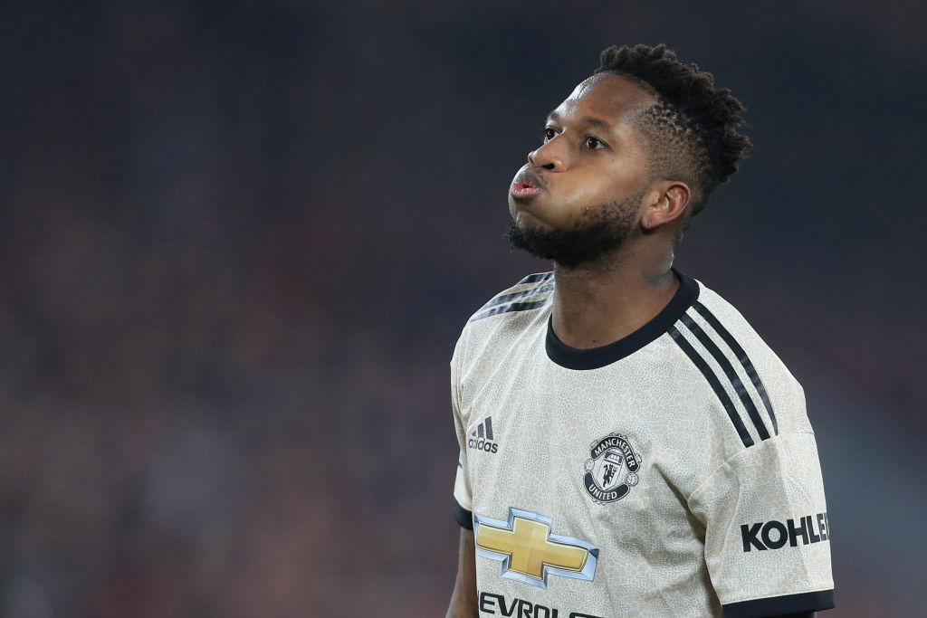 Manchester United fans rave about Fred's performance v Liverpool - United In Focus - Manchester United FC News