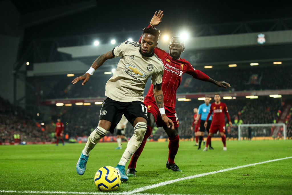 'Best player on the pitch'...Some United fans rave about star's performance v Liverpool