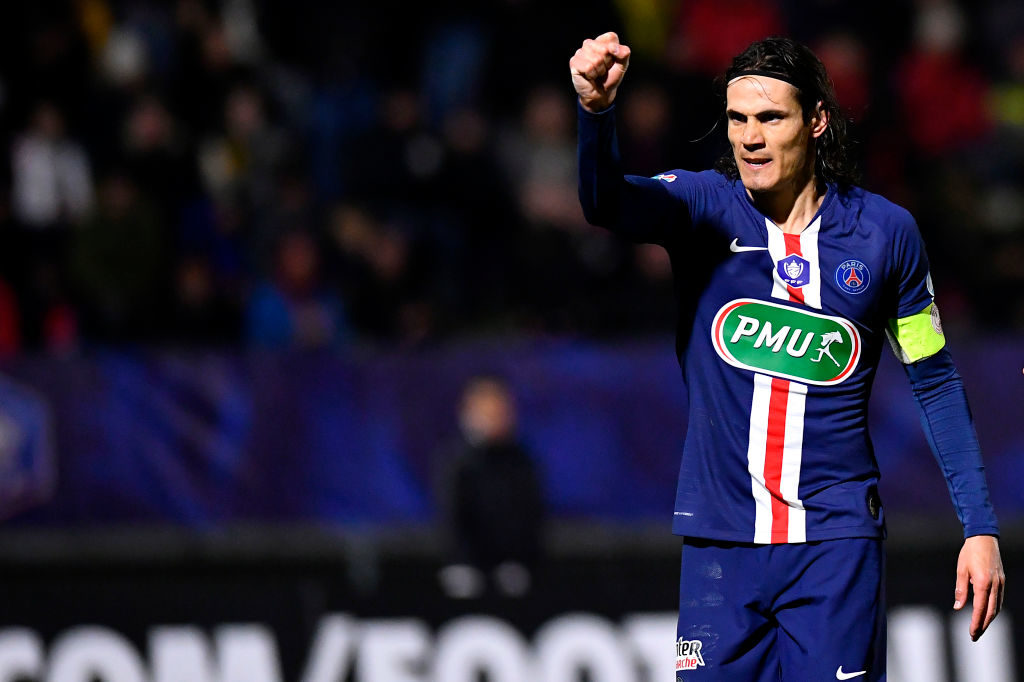 Assessing Luka Jovic and Edinson Cavani transfer to United transfer reports - United In Focus - Manchester United FC News
