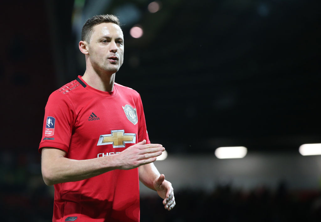 Nemanja Matic contract extension would be smart, and deserved - United In Focus
