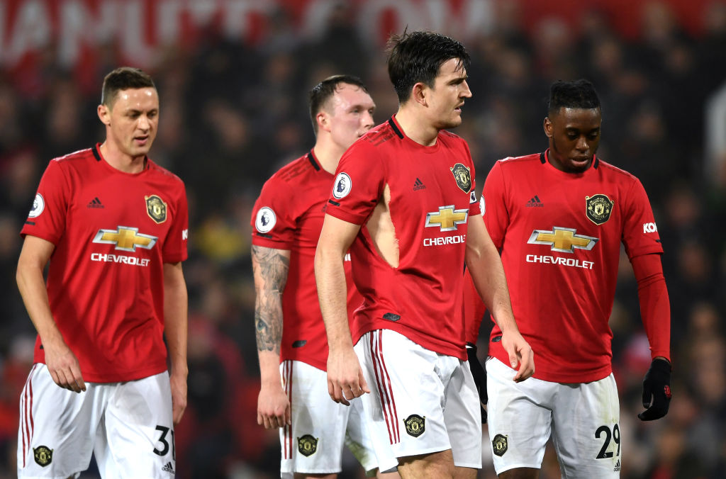 Five things we learned as Manchester United lose to ...