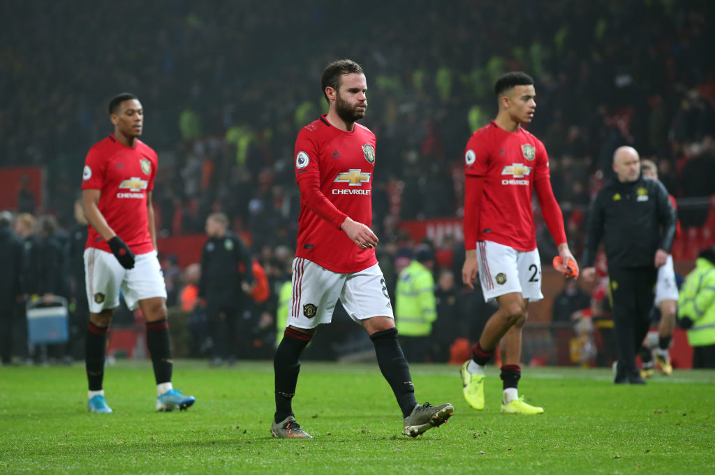 Club in crisis: 9 days to save United's season, squad at breaking point