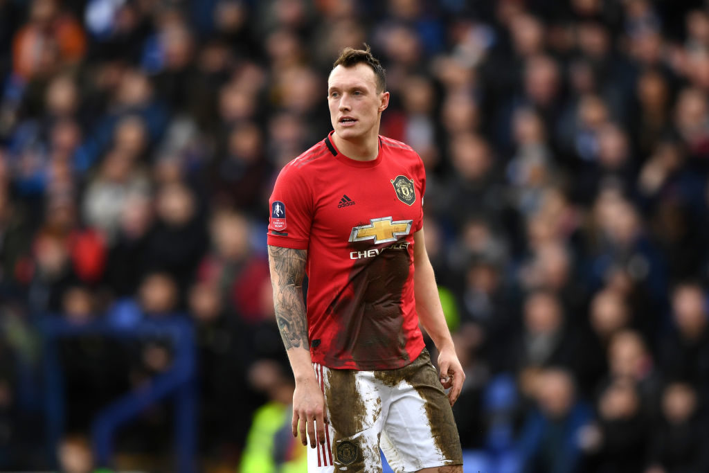 A Phil Jones sale this summer would be a mini-miracle for United - United In Focus - Manchester United FC News