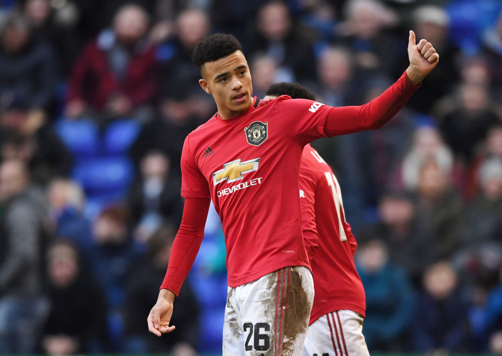 Mason Greenwood hits 10th United goal at younger age than Rooney and Ronaldo - United In Focus - Manchester United FC News