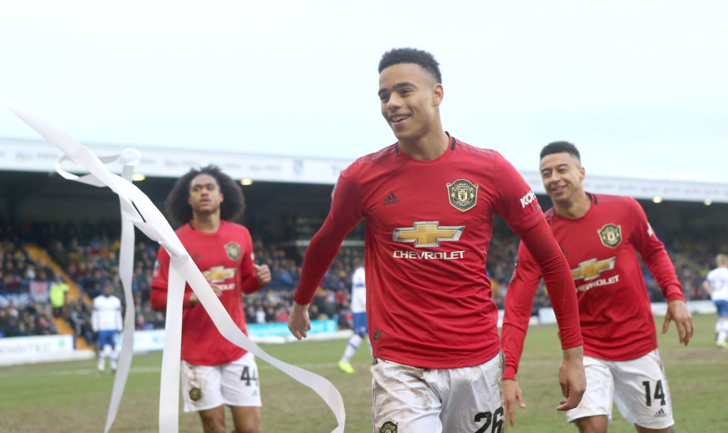 Manchester United teenager moves into elite company ahead of Ronaldo and Rooney
