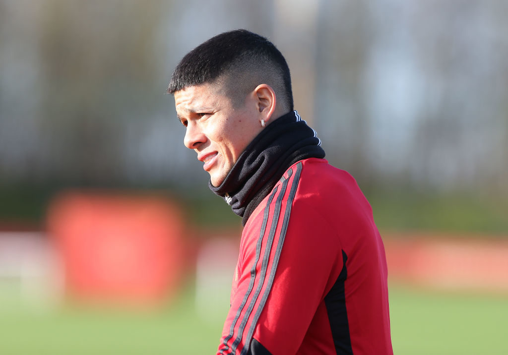 Marcos Rojo is in limbo and Estudiantes' plan does not help Manchester United - United In Focus - Manchester United FC News
