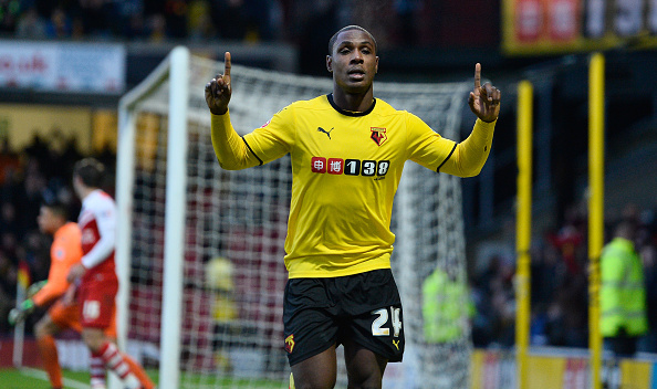 JUST IN: Nigerian striker Odion Ighalo joins Manchester United