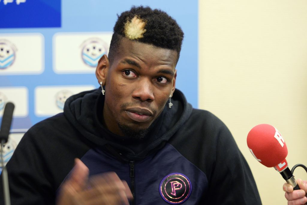 Pogba poses with Manchester United fan in Dubai – away from furore - United In Focus - Manchester United FC News