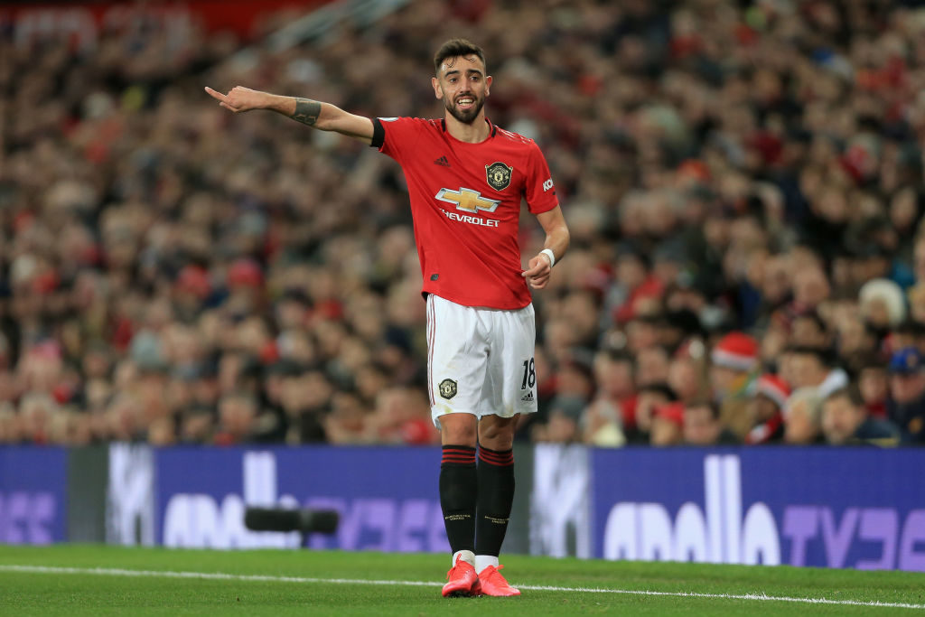 Fernandes wants Manchester United to sign players who are 'hungry for titles'