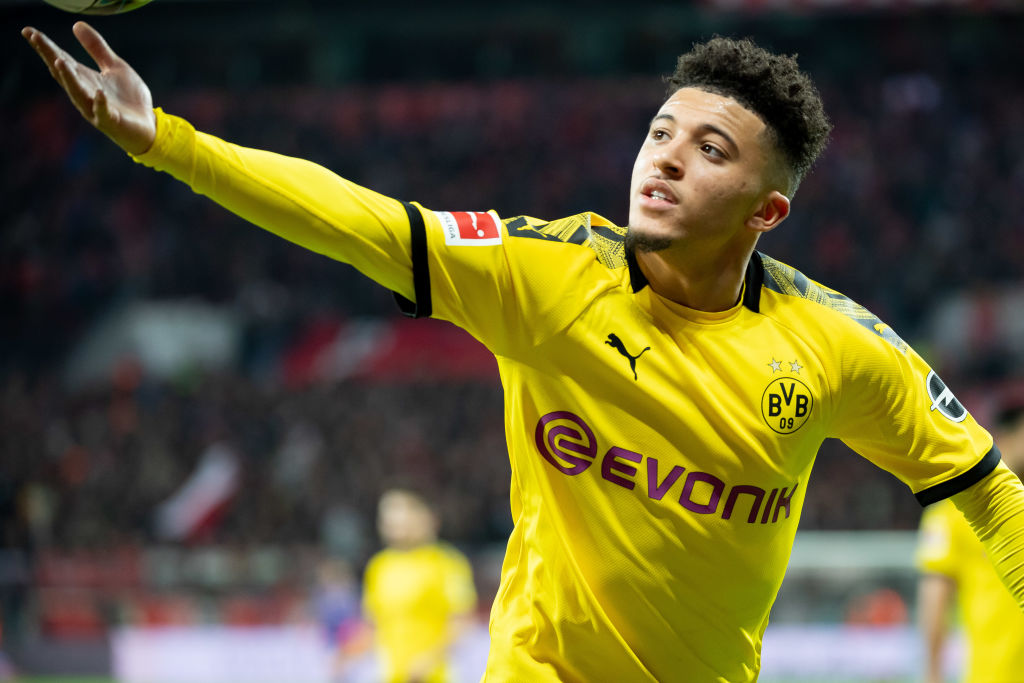 As Pochettino fuels United talk, a look at his Jadon Sancho admiration - United In Focus