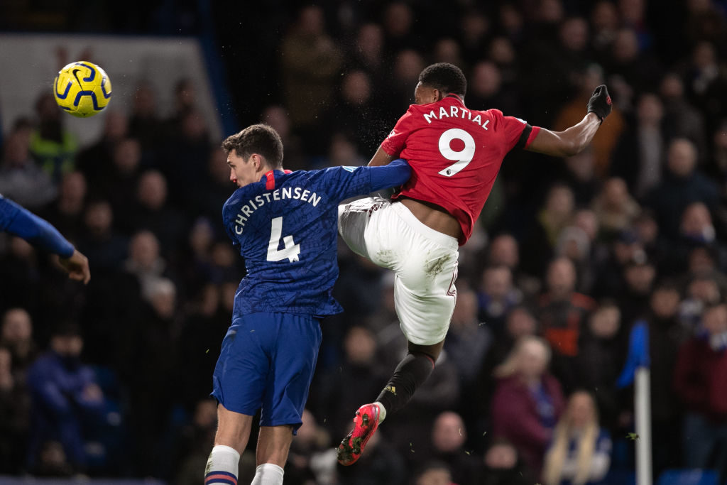 5 things we learned as Manchester United beat Chelsea 2-0