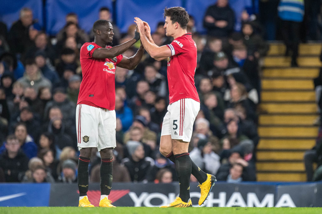 Bailly, Lindelöf and Maguire could be a force to be reckoned with ...