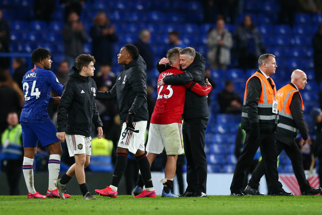 'I will play for him'... Manchester United star's comments show team behind Solskjaer