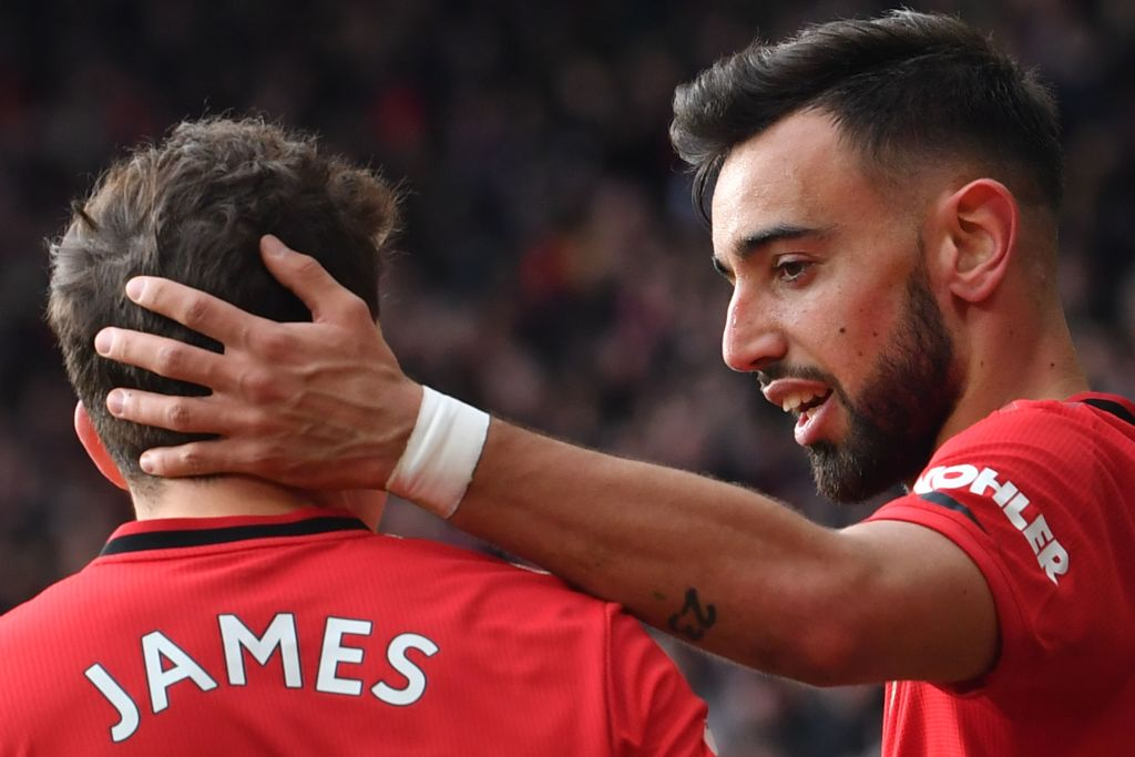 Two things Bruno Fernandes is doing at United which only elite players can - United In Focus - Manchester United FC News
