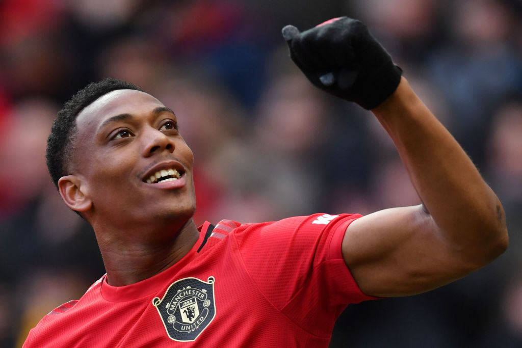 Anthony Martial has already matched Lukaku's goal tally from last season - United In Focus - Manchester United FC News