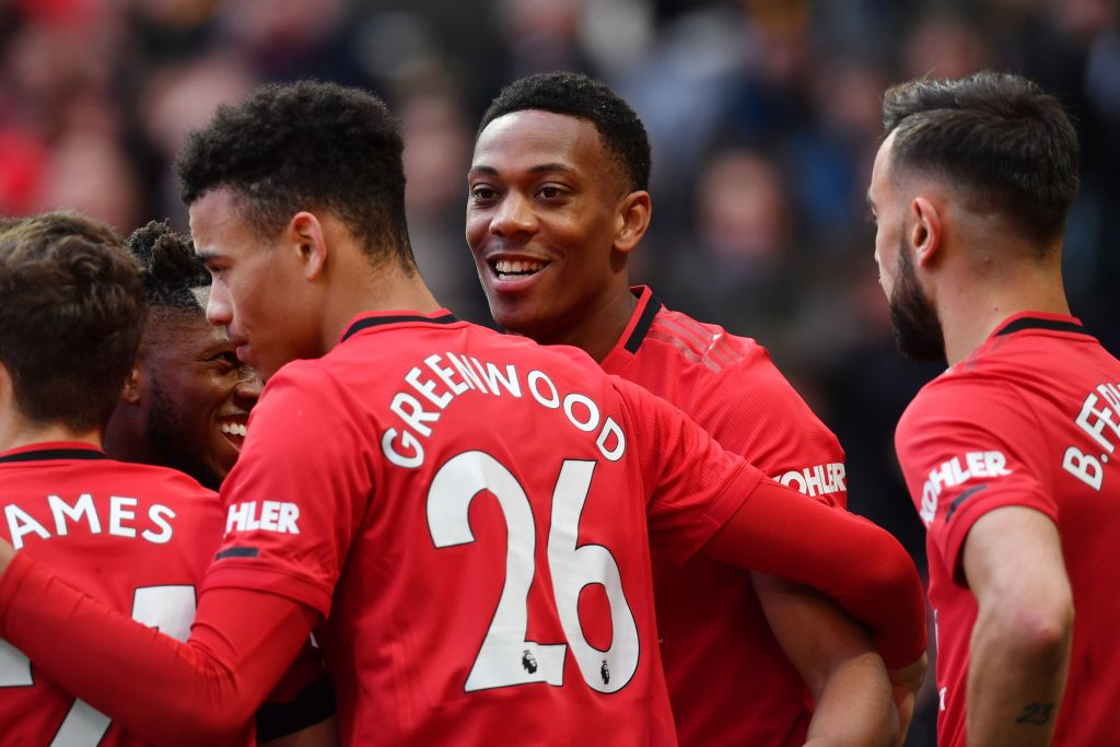 The future of Manchester United's attack suddenly looks exciting again - United In Focus - Manchester United FC News