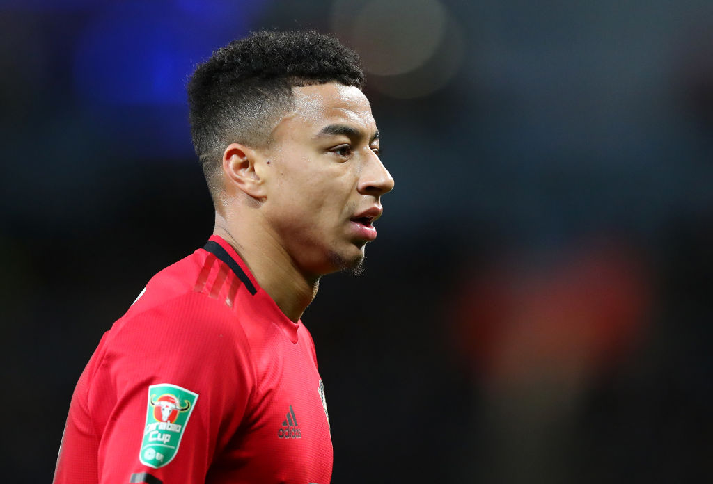Jesse Lingard not making bench shows United's new attacking options - United In Focus - Manchester United FC News