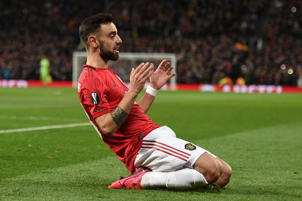 Manchester United's three best players against Brugge - United In Focus - Manchester United FC News