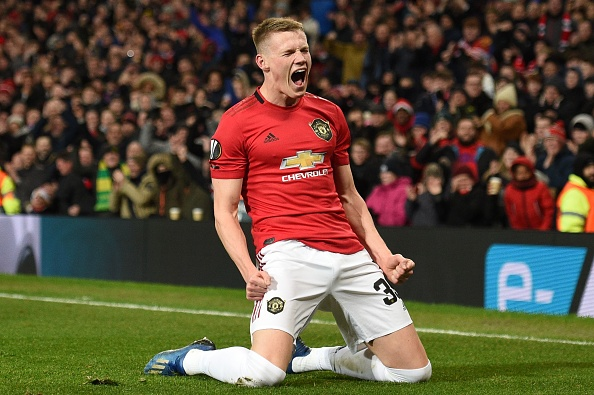 Manchester United fans praise Scott McTominay's performance - United In  Focus