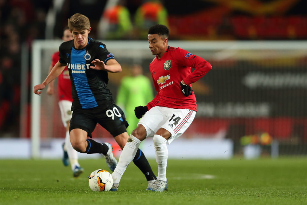 Jesse Lingard sends message to Manchester United fans after assist
