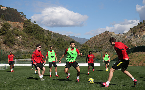 Five things we learned from Manchester United training pictures in Marbella - United In Focus - Manchester United FC News