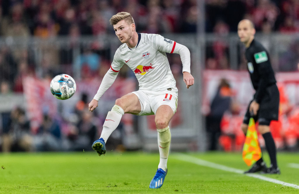 What's the latest with reported United target Timo Werner? - United In Focus - Manchester United FC News