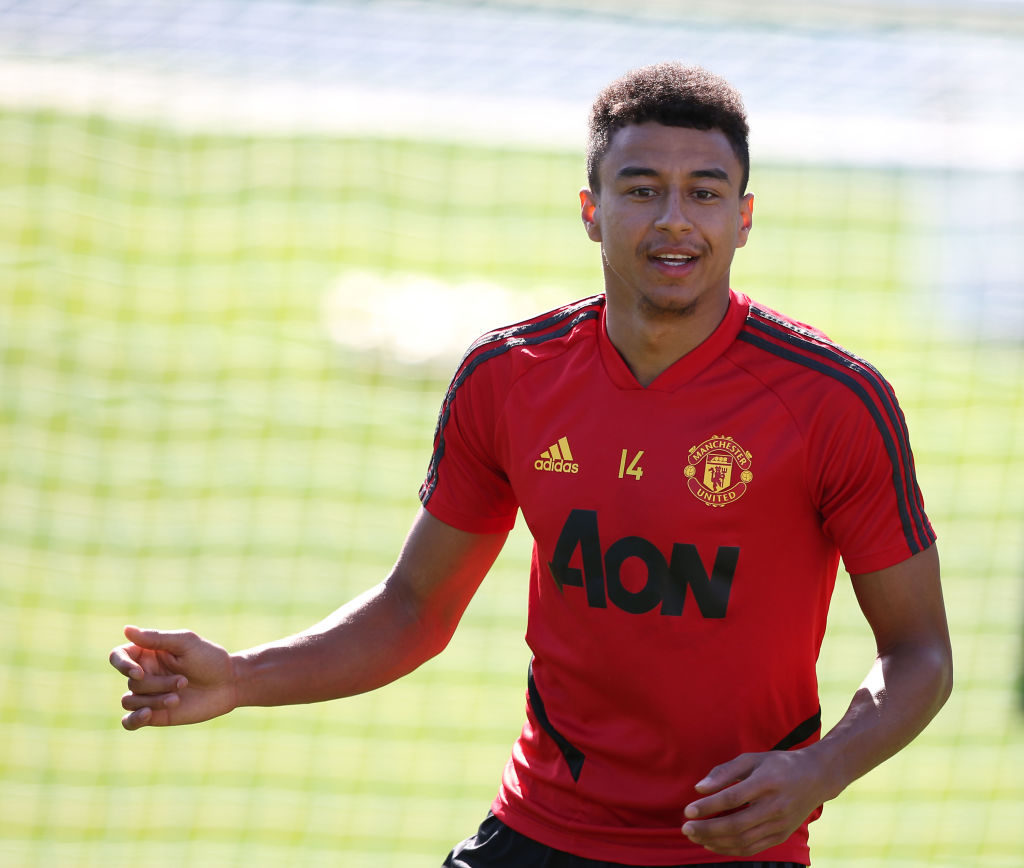 Pundit says he finds Jesse Lingard's decision 'staggering'