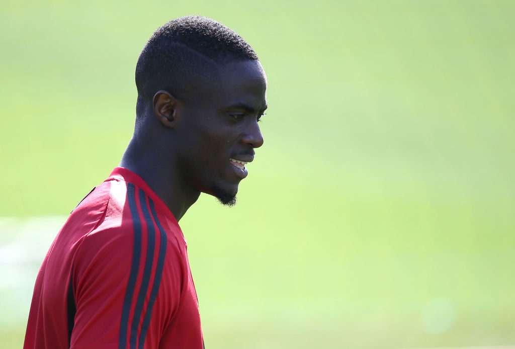 Eric Bailly says Manchester United is his dream club - United In Focus