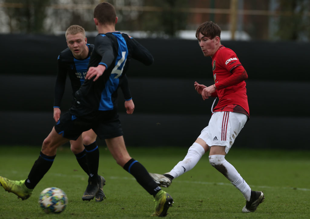 Solskjaer should speed up promoting 18-year-old back into Manchester United's first team