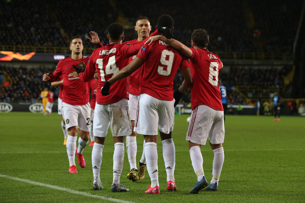 Manchester United draw 1-1 at Club Brugge: Five things we learned - United In Focus