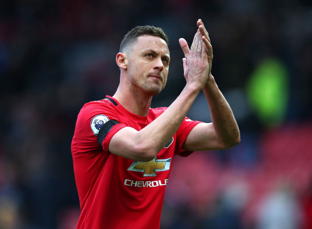 Nemanja Matic Wages Could Be Delaying Manchester United's