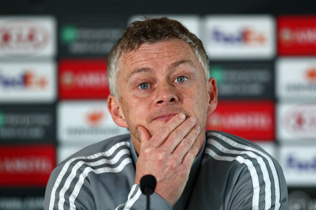 Manchester United star just doesn't help himself amid Solskjaer comments