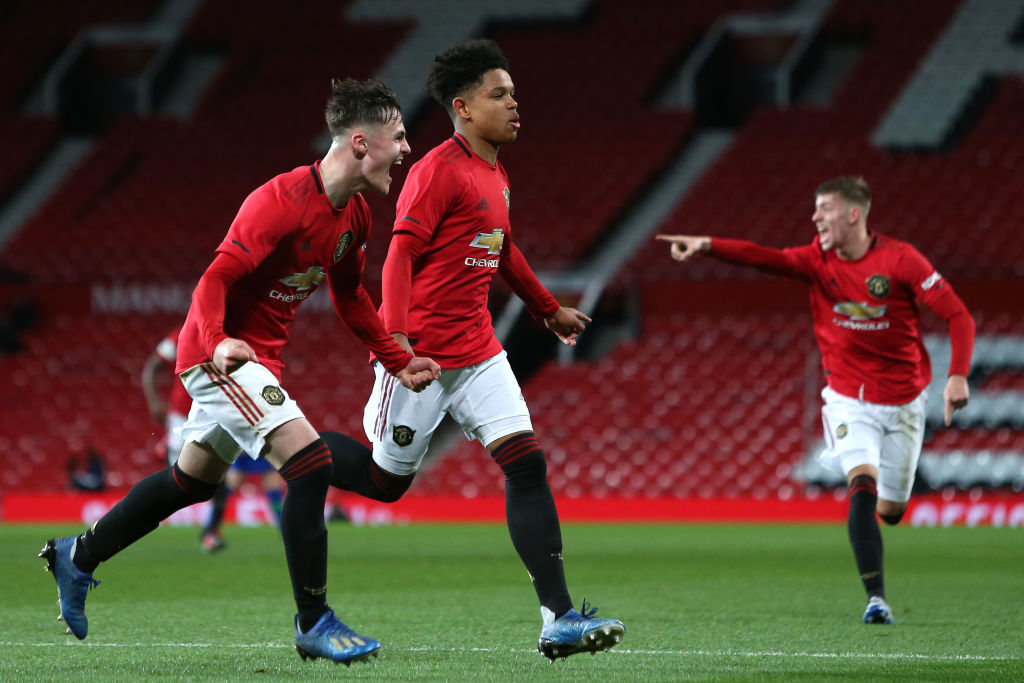 Three Manchester United players who stood out in FA Youth Cup quarter-final win - United In Focus