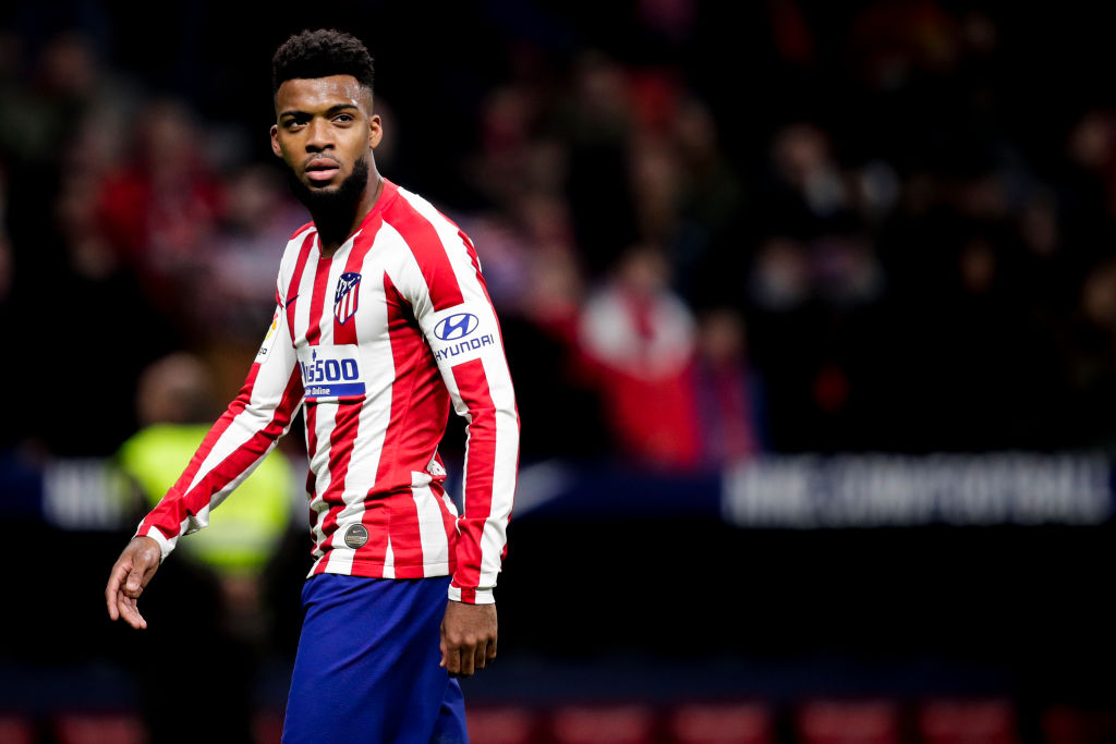 United Reportedly Contact Thomas Lemar Is He The Right Player United In Focus