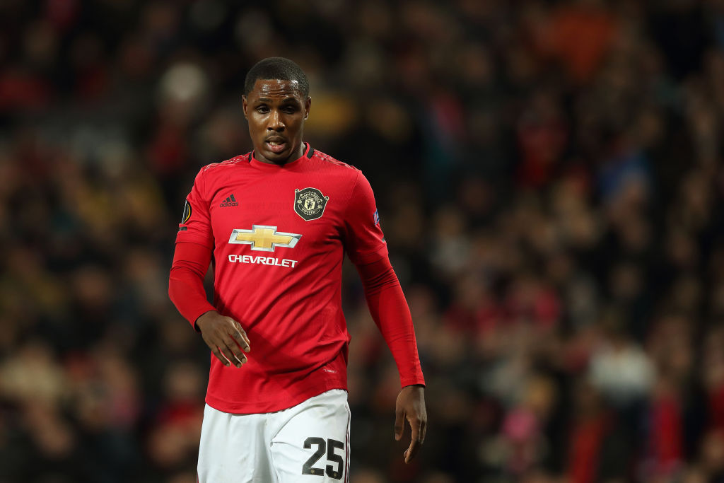 Odion Ighalo sends message to Manchester United fan about his ...