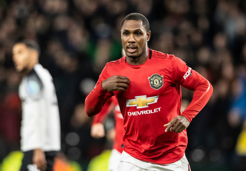 'I wish'...Some rival fans are regretting not signing United hero Odion Ighalo