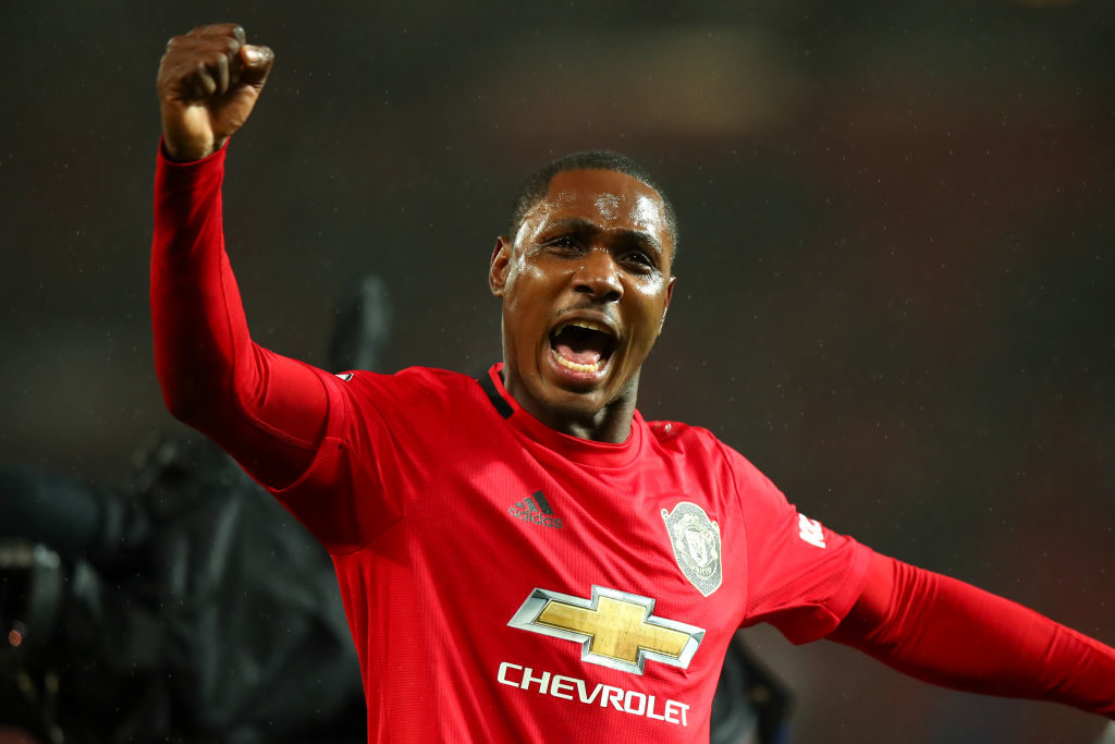 Ighalo nets brace as Man United ease past Derby County