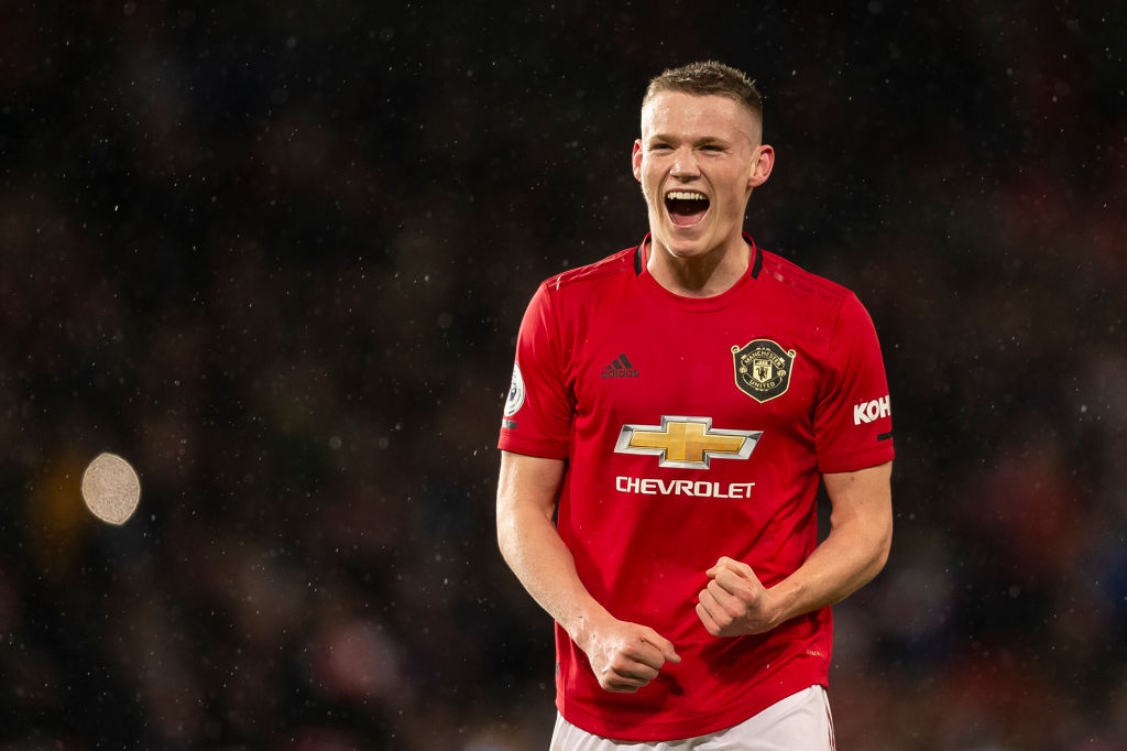 Nemanja Matic says Scott McTominay can become a United legend - United In Focus - Manchester United FC News