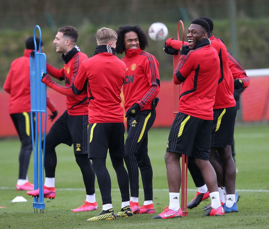 FA Cup: Ighalo nets twice as Man Utd qualify for quarter-finals