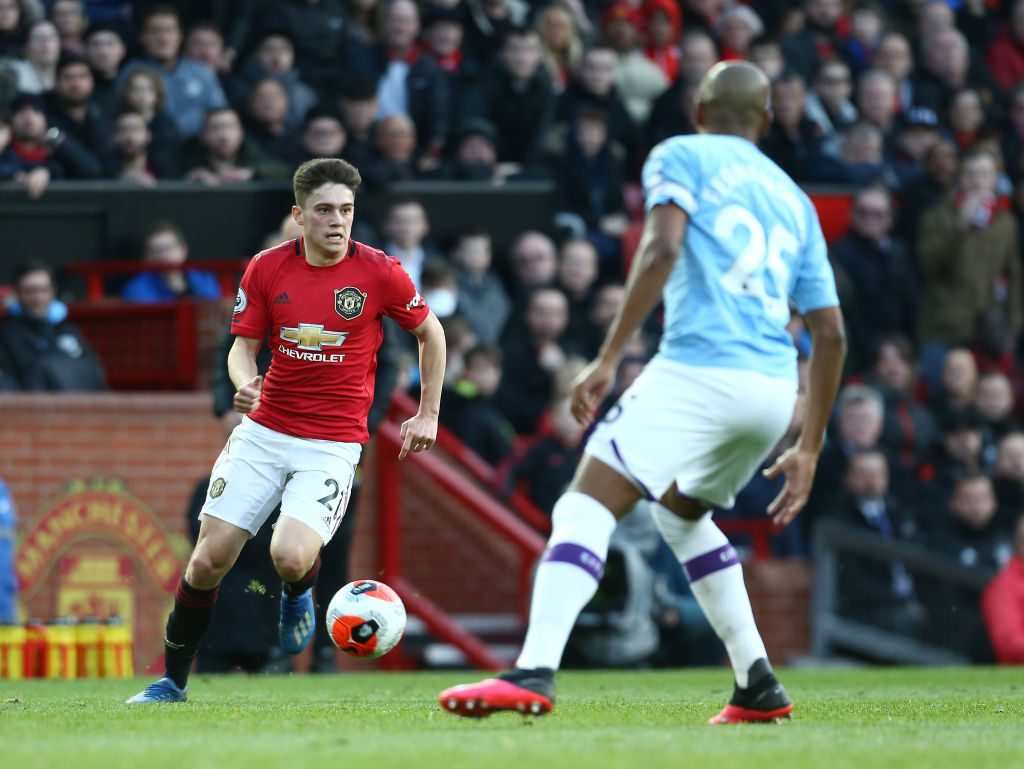 Dan James could be a Manchester United fringe player next season and that is no bad thing - United In Focus - Manchester United FC News